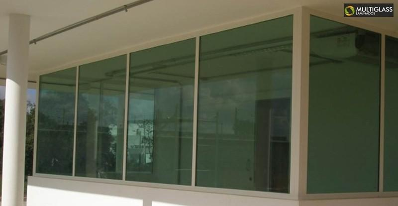 Blindagem vidro valor